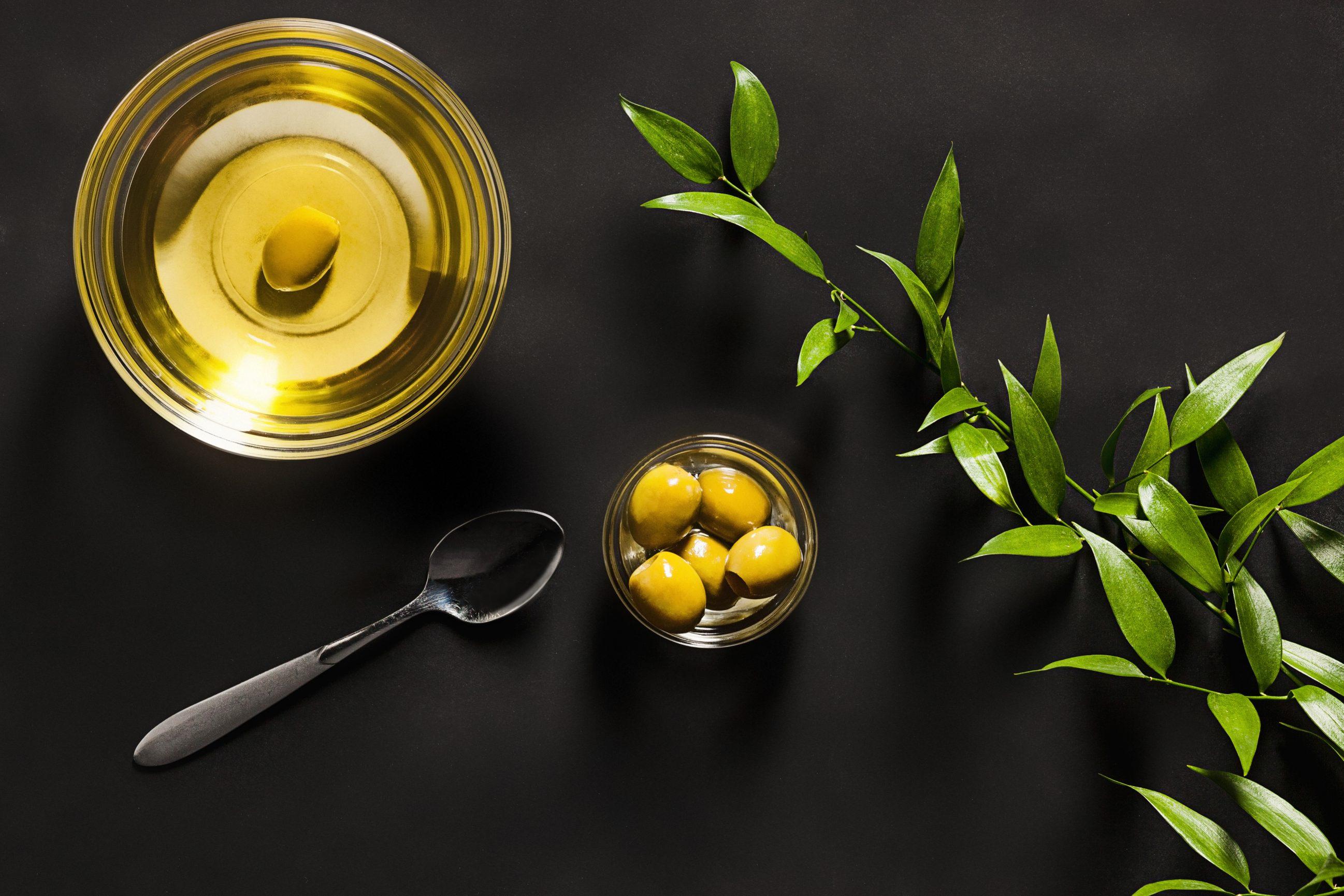 Trigliceridi dell'olio e la salute