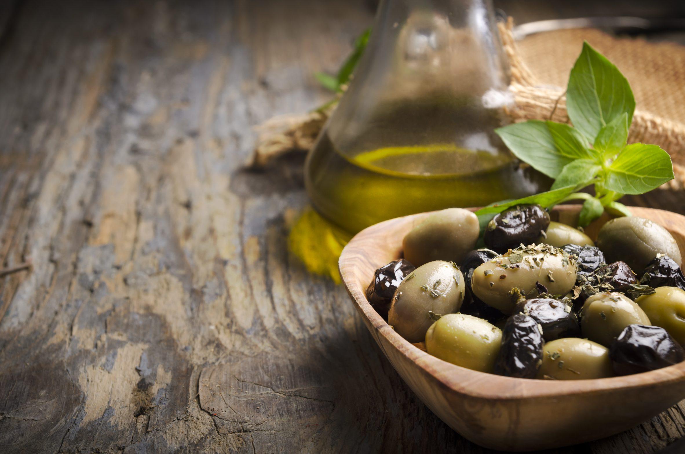 Come è composto un buon Olio Extravergine d'Oliva?